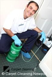 Carpet Deep Cleaning Newport 3015