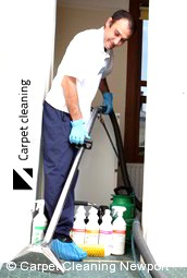 Steam Carpet Cleaning Company Newport 3015
