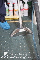 Professional Deep Carpet Cleaning in Newport