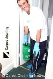 Newport 3015 Carpet Cleaning Services
